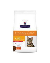 Hill`s Feline C/D Urinary Stress 4 kg chicken