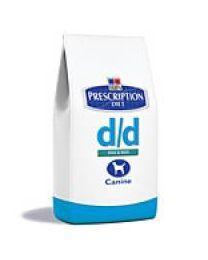 Hill`s Canine D/D 2 kg eend/rijst