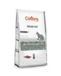Calibra Cat Nutrition House Cat Eend/rijst 2kg