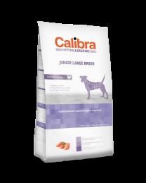 Calibra Dog Hypoallergenic Junior - Large Breed Kip/rijst 14 kg