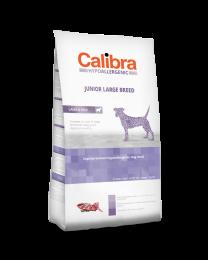 Calibra Dog Hypoallergenic Junior - Large Breed Lam/rijst 3 kg