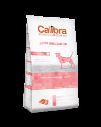 Calibra Dog Hypoallergenic Junior - Medium Breed Kip/rijst 14 kg