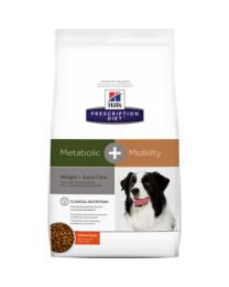 Hill`s Metabolic plus Mobility hond 4 kg