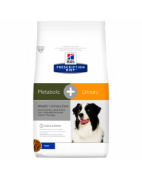 Hill`s Metabolic + Urinary canine 2 kg