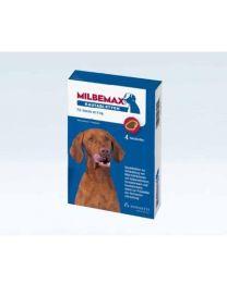 Milbemax Kauwtablet Hond Groot 1 tablet