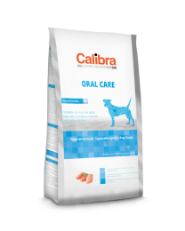 Calibra Dog Nutrition Oral Care Kip/Rijst 7 kg