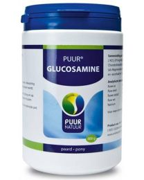 Puur Glucosamine basis paard/pony 600 gram