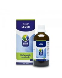 Puur lever paard 100 ml