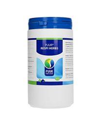 Puur Luchtwegkruiden/ Respi Herbs Paard en Pony 500 gram