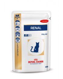 Royal Canin Renal Cat Rund - 12 porties 85 gram