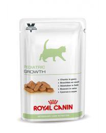 Royal Canin Cat Vet Care Nutrition Growth Kitten (van 4 mnd tot castratie) - 1 x 12 porties 100 gram natvoer