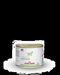 Royal Canin Cat Vet Care Nutrition Weaning  (van 4 weken tot 4 mnd) - 12 x 195 gram blik