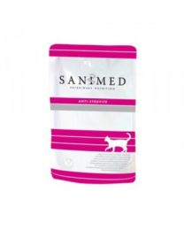 Sanimed Anti Struvite Cat 12 x 100 gram pouches