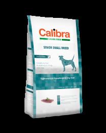 Calibra Dog Grain Free Senior Small Breed Eend/aarappel 2kg
