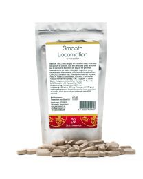 Sensipharm Smoot Locomotion paard - 180 tabletten a 1000 mg