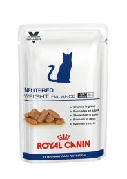 Royal Canin Cat Vet Care Neutered Weight Balance 12 x 100 gram portieverpakkingen natvoeding