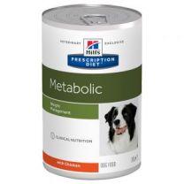 Hill`s Metabolic hond blikvoer 1 x 370 gram