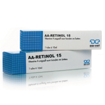 AA- Retinol Oogzalf 10 gram