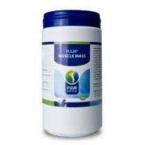 Puur Muscle mass / Spieropbouw H/K 500 gram