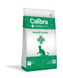 Calibra VD Cat Renal & Cardiac 2 kg