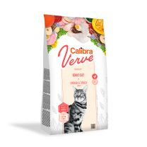 Calibra Cat Verve Grain Free Adult Chicken & Turkey 750 g