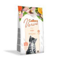 Calibra Cat Verve Grain Free Kitten Chicken & Turkey 750 gram