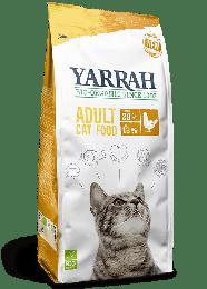 Yarrah Bio Kattenvoer Droog Kip - 6 kg