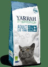Yarrah Bio Kattenvoer Droog Vis (MSC) - 6 kg