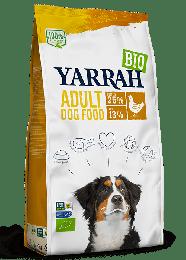 Yarrah Bio Hondenvoer Droog Adult Kip - 15 kg