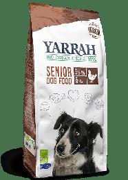Yarrah Bio Hondenvoer Droog Senior - 10 kg