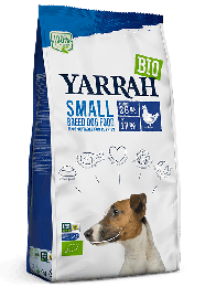 Yarrah Bio Hondenvoer Droog Small Breed - 5 kg
