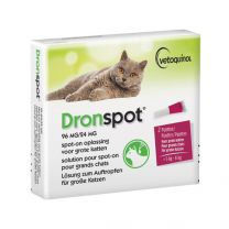 Dronspot 96mg/24mg SO grote kat 2 pipetten