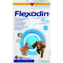 Flexadin Plus mini (tot 10kg) 90 chews