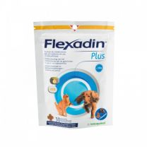Flexadin Plus mini (tot 10kg) 30 chews