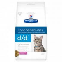Hill`s Feline D/D 1,5 kg