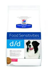 Hill`s Canine D/D 2 kg zalm/rijst