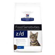 Hill`s Feline Z/D Low Allergen 4 kg