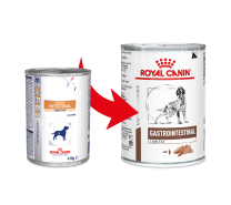 Royal Canin Dog Gastro Intestinal Low Fat tray 12 x 1 blik 410 gram