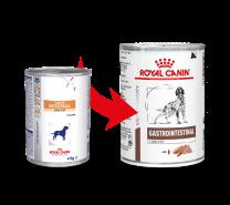 Royal Canin Dog Gastro Intestinal Low Fat 1 blik 410 gram