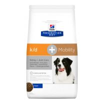 Hill's Hond k/d + mobility 12kg