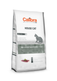 Calibra Cat Nutrition House Cat Eend/rijst 2kg