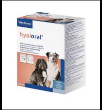 Hyaloral hond - 120 tabletten