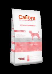 Calibra Dog Hypoallergenic Junior - Medium Breed Lam/rijst 14 kg