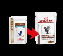 Royal Canin Cat Gastro Intestinal Moderate Calory 12 x 100 gram portieverpakkingen
