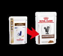 Royal Canin Cat Gastro Intestinal 12 x 100 gram porties