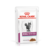 Royal Canin Renal Cat Fish - 12 porties 85 gram