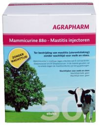Mammicurine 880 - 50 injectoren
