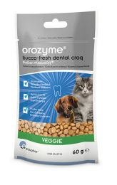 Orozyme BF Dental Croq Kat/Hond < 10 kg 60 gram