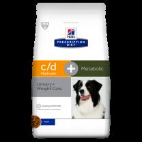 Hill's Prescription Diet c/d Multicare + Metabolic Canine - 12 kg