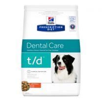 Hill's Prescription Diet t/d Canine 10 kg